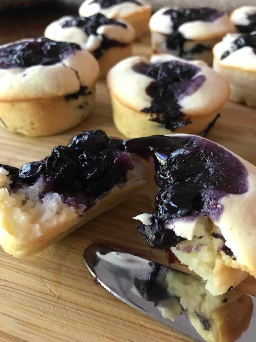 Sunday Funday: BlueberryMuffins!