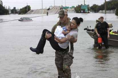 houston flood rescue