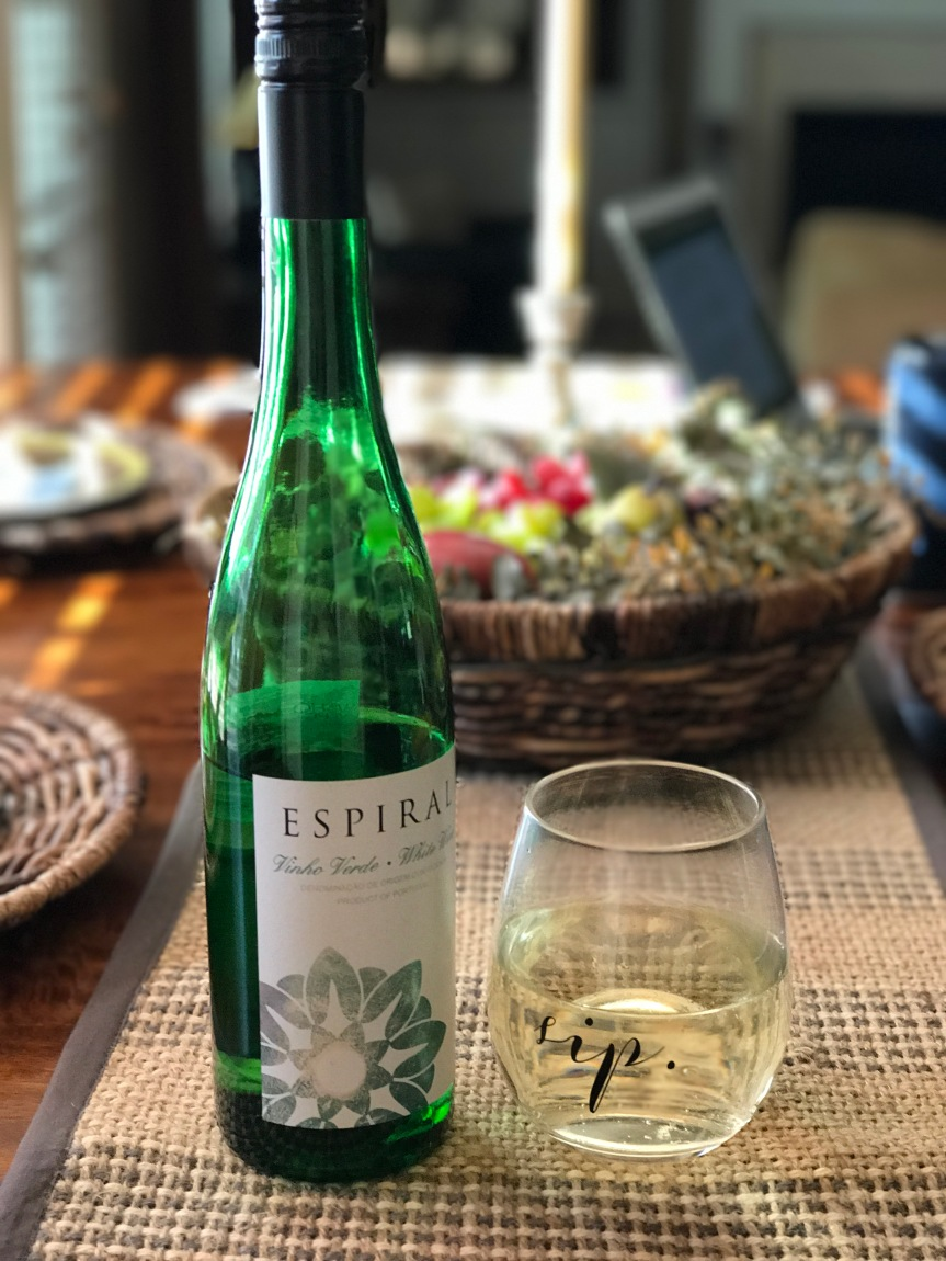 Wine Wednesday: Vinho Verde