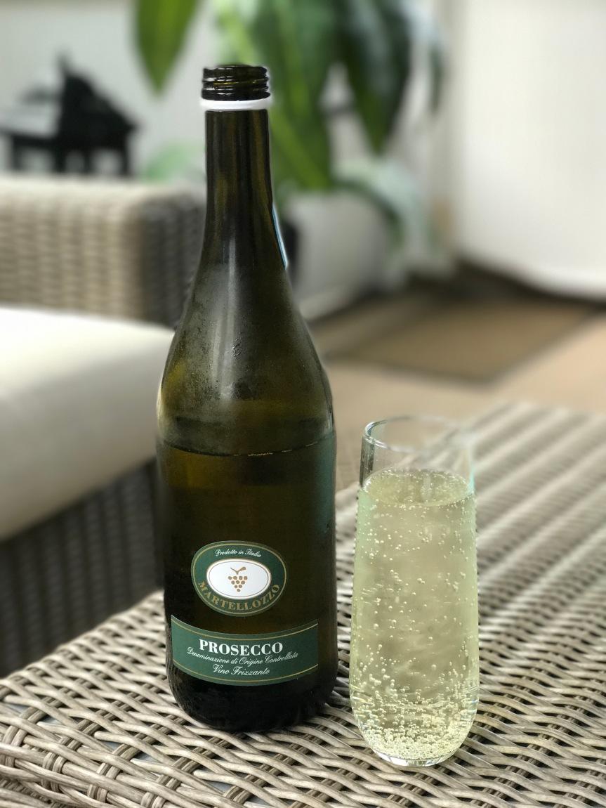 Wine Wednesday: BubblyBeverages