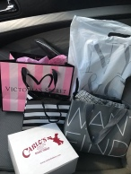 Birthday shopping trips are the best