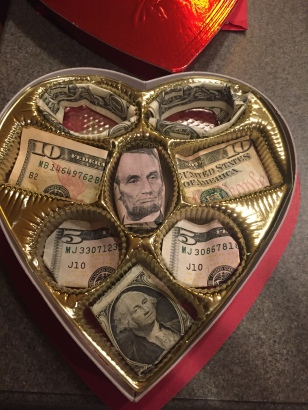 Put your money where your heart is!