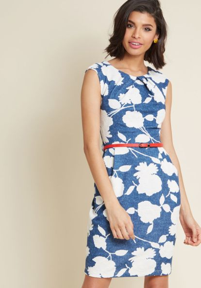 10092699_teaching_classy_sheath_dress_blue floral_MAIN